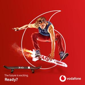 Vodafone запустил 4G в Краматорске и Ковеле, а также существенно расширил сеть