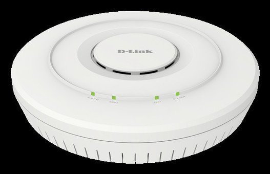 D-Link представляет новую аппаратную версию двухдиапазонной точки DWL-6610AP