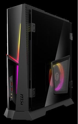MSI представляет Trident X: первый компактный игровой десктоп нового поколения