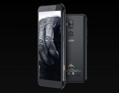 Смартфон AGM X3 с защитой IP68 и MIL-STD-810G представлен официально