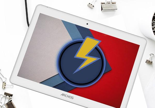 Archos представила LTE-планшет Oxygen 101 4G