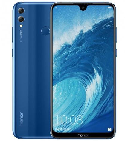 Официально представлен смартфон Honor 8X Max с дисплеем 7,12 дюймов