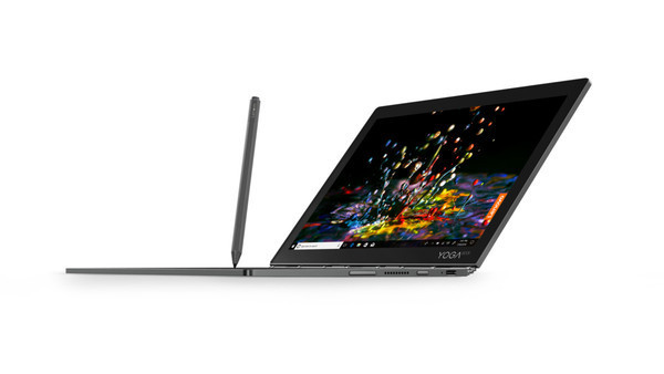 Lenovo YOGA Book C930 — ноутбук с дополнительным дисплеем и технологией E Ink