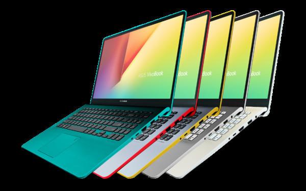 ASUS VivoBook S15 – стильный ноутбук с мощной конфигурацией