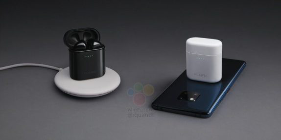 Huawei Freebuds 2 Pro – наушники со способностью заряжаться от корпуса смартфона