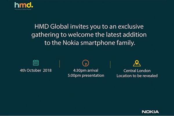 Анонс Nokia 7.1 может состояться 4 октября