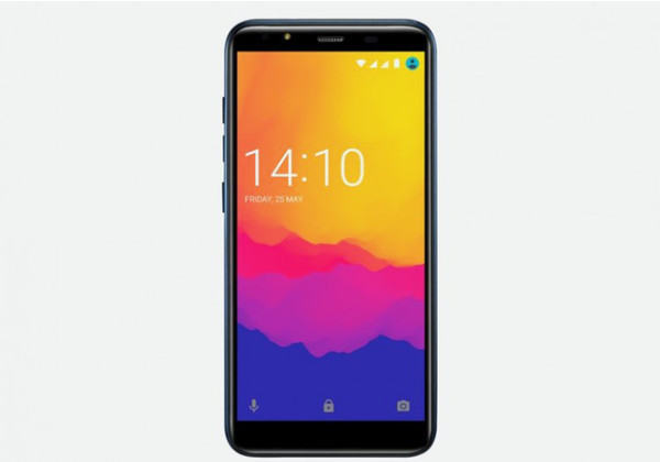 Prestigio представляет безрамочный смартфон Muze E5 LTE