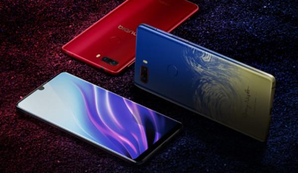 Состоялся официальный анонс смартфона ZTE Nubia Z18
