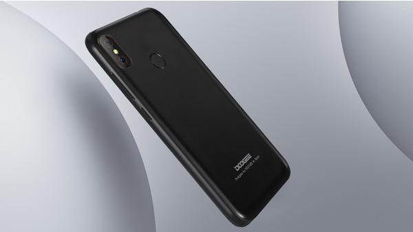 Новый смартфон Doogee Х70 с U-образным экраном и аккумулятором 4000 мАч