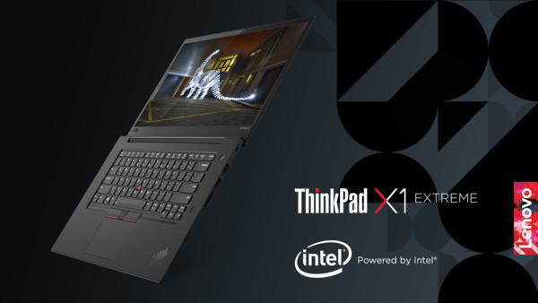Lenovo представляет ноутбук ThinkPad X1 Extreme