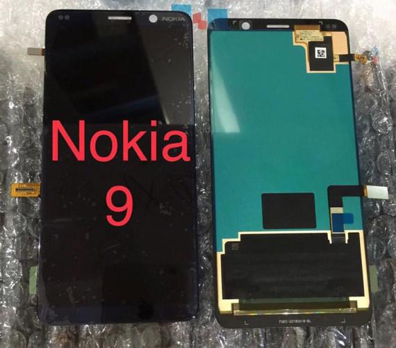 Новые подробности о смартфонах Nokia 9 и Nokia X7