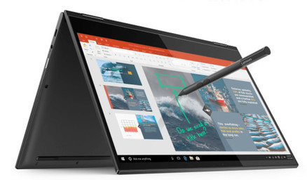 Lenovo представляет новый Lenovo YOGA C630 WOS на базе Snapdragon 850
