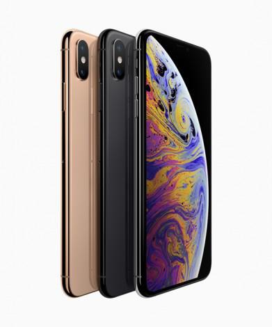 Apple представила новые флагманские iPhone XS и XS Max