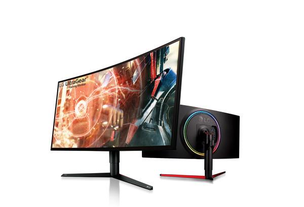 LG представит новые мониторы UltraGear на IFA2018