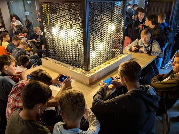 Цитрус провёл первый национальный турнир по PUBG Mobile
