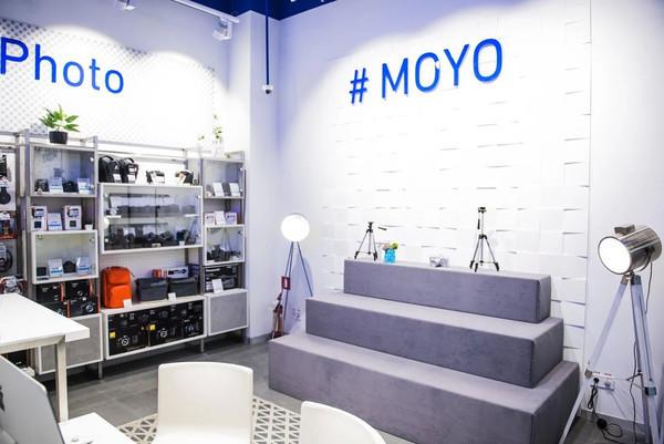 В эти выходные в Dream Town пройдет грандиозное открытие концепт-стора MOYO