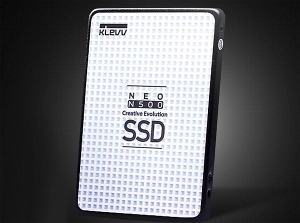 KLEVV анонсировала доступные SSD Neo N500