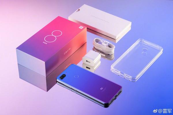 Xiaomi Mi 8 Lite в Европе появится