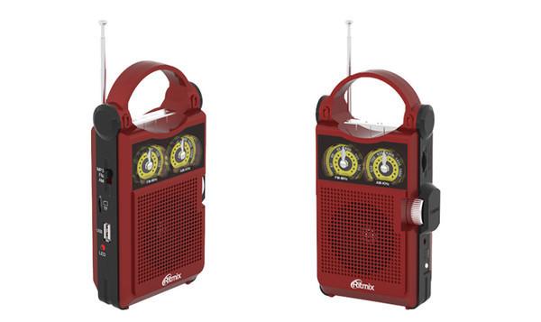 Осеннее обновление радиоприемников Ritmix
