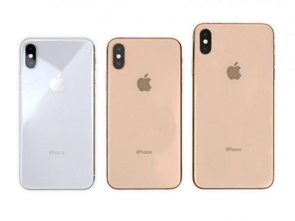 У iPhone XS Max внутри целых два аккумулятора