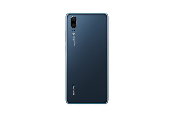 Новый Huawei P20 представлен в Украине в градиентном цвете Twilight