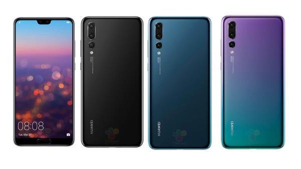 Huawei преодолела отметку в 10 млн проданных смартфонов Huawei P20 Pro и P20