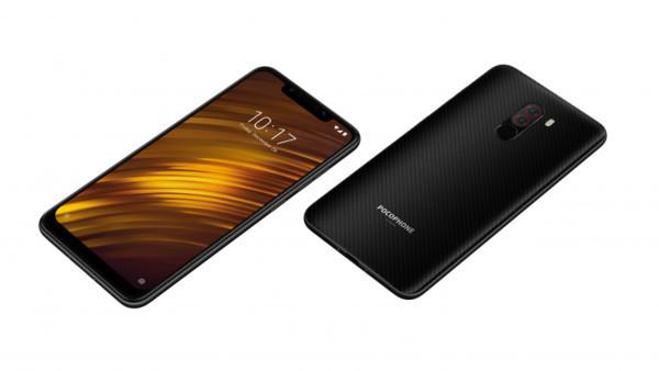 Стартовали продажи кевларового смартфона Xiaomi Pocophone F1