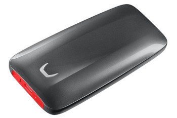 Samsung развивает инновации во внешних SSD X5