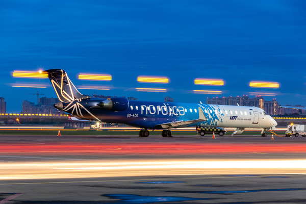 Nordica пока не будет летать в Украину