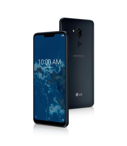 LG представила два новых смартфона серии G7