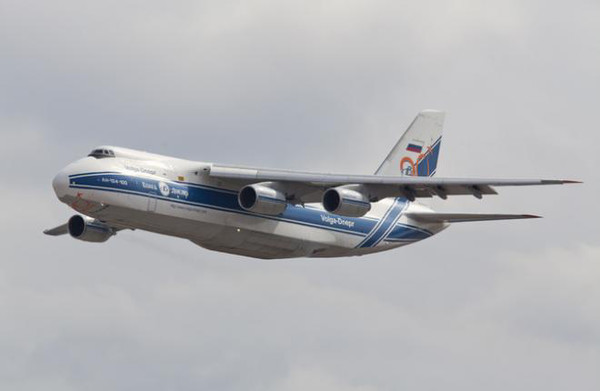 General Electric усовершенствует Ан-124