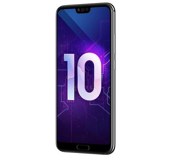 Huawei представила мощный смартфон Honor 10 Premium