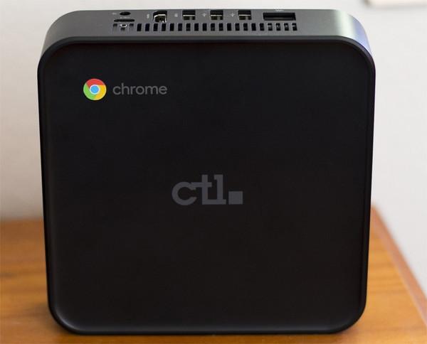 Мощный неттоп CTL Chromebox CBx1 оценили в 0