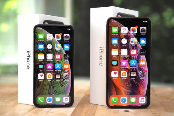 Лучшие условия покупки iPhone XS и iPhone XS Max — в Цитрусе