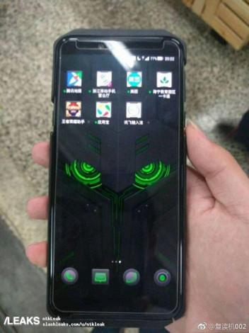 Игровой смартфон Xiaomi Black Shark 2 будет представлен 23 октября