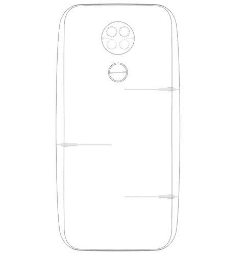 Новый смартфон LG получит тройную фронтальную и четверную основную камеры
