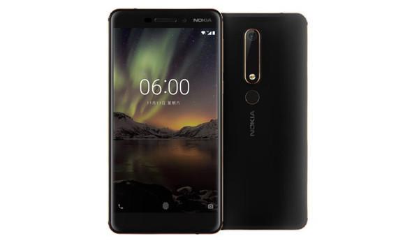 Новый безрамочный смартфон Nokia 6.1 Plus появился на украинском рынке