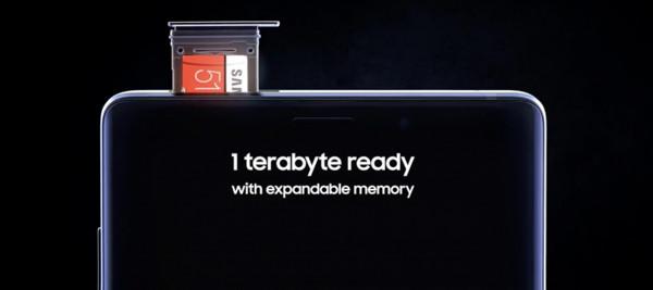 В Украине стартуют продажи Galaxy Note9 512 Гб