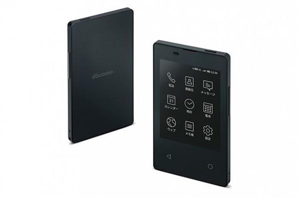 Kyocera KY-O1L – смартфон с монохромным дисплеем и аккумулятором на 380 мАч