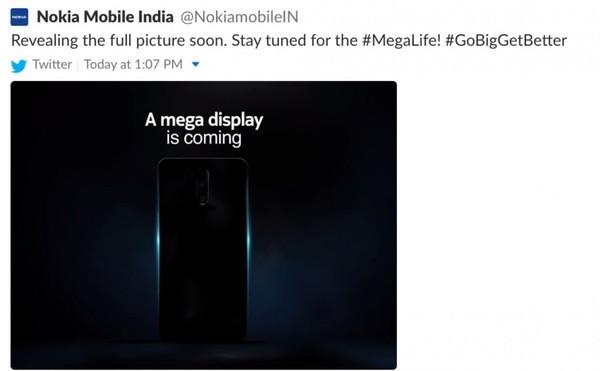Новый смартфон Nokia получит