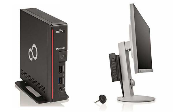Fujitsu Esprimo G558 – компактный неттоп с Windows 10