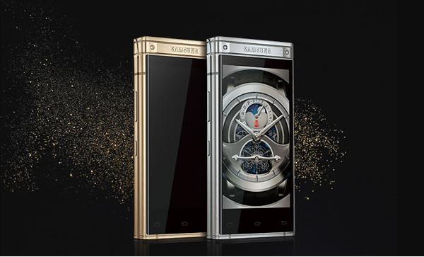 Samsung W2019 – новая раскладушка на Android за 00