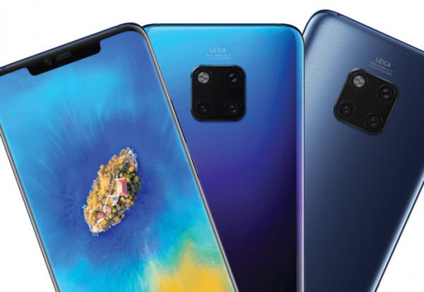 Huawei Mate 20 и 20 Pro – названы европейские цены