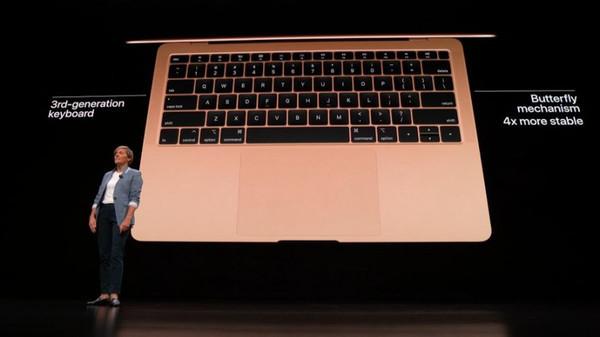 Состоялся официальный анонс MacBook Air нового поколения