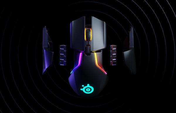 SteelSeries представляет игровую беспроводную мышь Rival 650