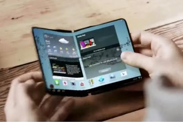 7 ноября Samsung может представить свой первый складной смартфон