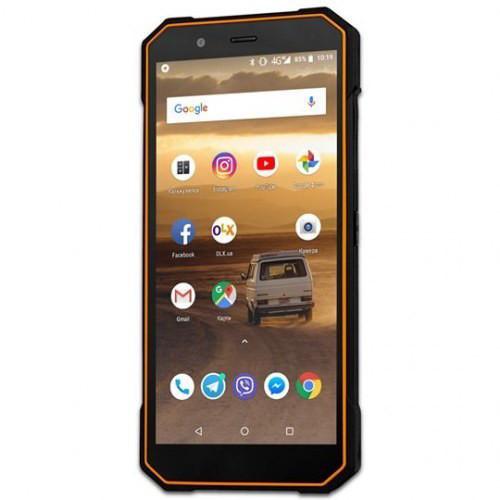 X-treme PQ53  - смартфон с крепким защищенным корпусом и мощным процессором