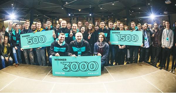 В Киеве определились победители 1-го хакатона техно медиапроектов