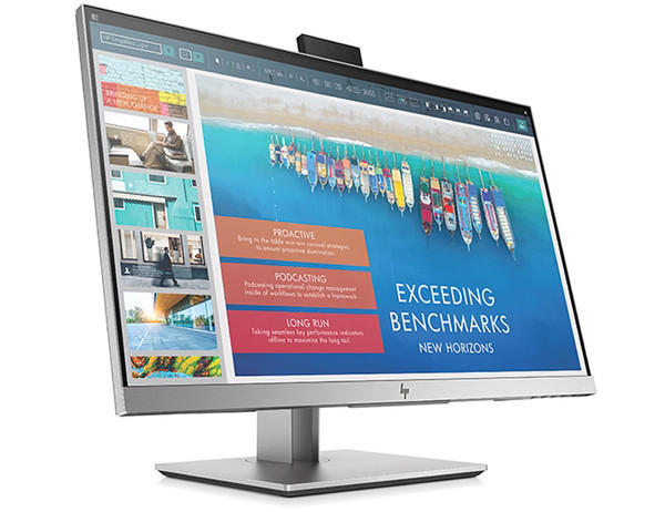 HP EliteDisplay E243d – 23,8-дюймовый монитор с хорошим функционалом