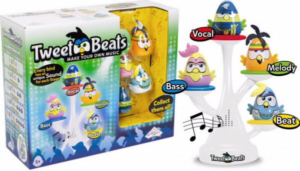 Юг-Контракт стал дистрибьютором музыкальных игрушек Tweet Beats